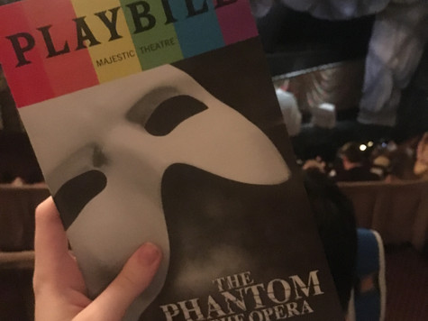 Review: The Phantom of the Opera starring Ali Ewoldt