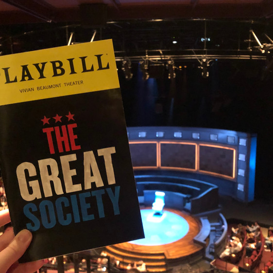 Review: The Great Society, starring Brian Cox