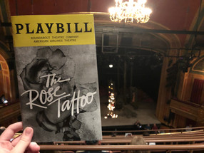 Review: The Rose Tattoo, starring Marisa Tomei