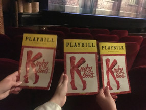 Review: Kinky Boots starring J. Harrison Ghee and Brendon Urie