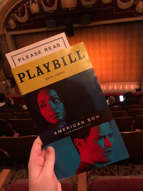 Review: American Son, starring Kerry Washington and Steven Pasquale