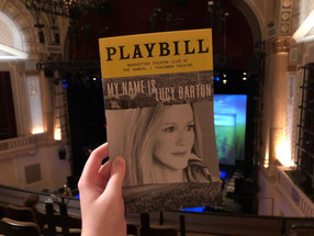 Review: My Name is Lucy Barton, starring Laura Linney