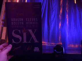 Review: Six at the American Repertory Theater