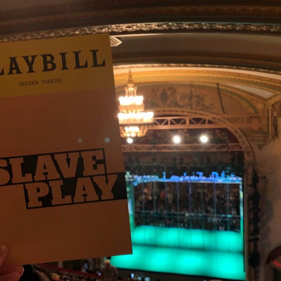 Review: Slave Play