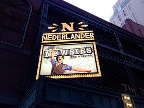 Newsies - The Show that Cemented my Love of Theater