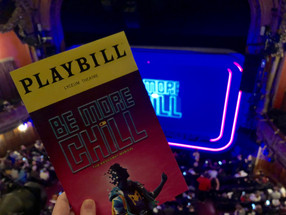 Review: Be More Chill, starring Will Roland