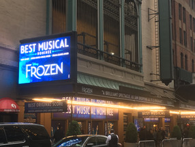 First Listen: Frozen Original Broadway Cast Album