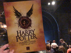 Review: Harry Potter and the Cursed Child at the Palace Theatre