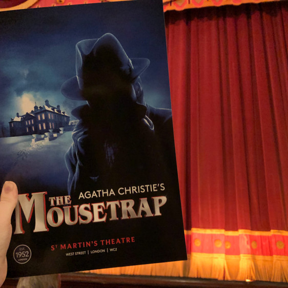 Review: The Mousetrap at St Martin's Theatre