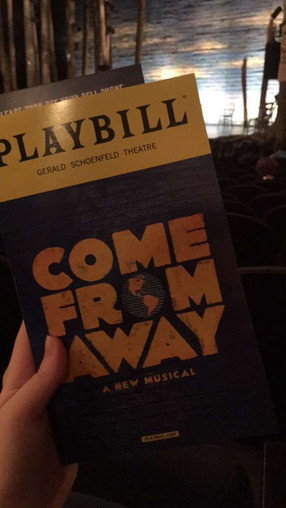 Review: Come From Away