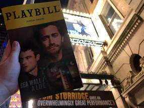 Review: Sea Wall/A Life starring Tom Sturridge and Jake Gyllenhaal