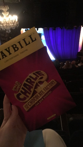 Review: Charlie and the Chocolate Factory starring Christian Borle
