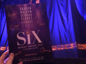 Review: Six at the Arts Theatre