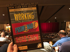 Review: Road Show at New York City Center