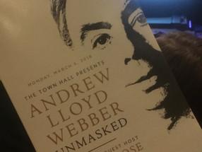Andrew Lloyd Webber: Unmasked