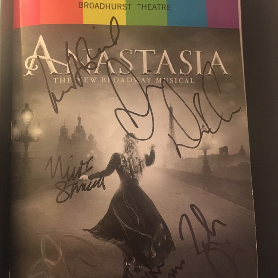 Review: Anastasia, starring Christy Altomare