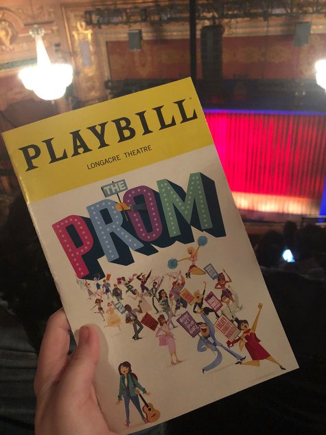 Review: The Prom, starring Caitlin Kinnunen