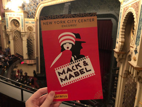 Review: Mack and Mabel at New York City Center