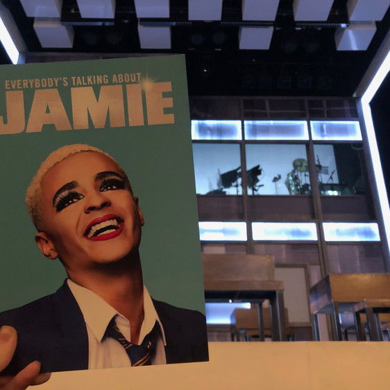 Review: Everybody's Talking About Jamie at the Apollo Theatre