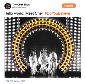 Reaction to The Cher Show