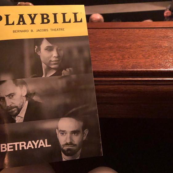 Review: Betrayal, starring Tom Hiddleston, Charlie Cox, and Zawe Ashton