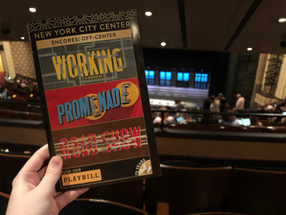 Review: Working at New York City Center