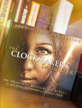 First Listen: The Clockmaker's Daughter