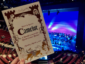 Camelot Benefit Concert at Lincoln Center