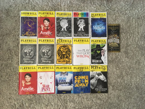 How to Receive Playbills