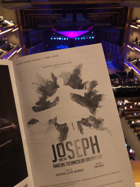 Review: For One Night Only, Joseph and the Amazing Technicolor Dreamcoat at Lincoln Center