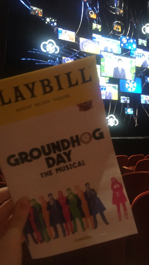 Review: Groundhog Day starring Andy Karl