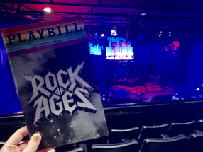 Review: Rock of Ages at New World Stages