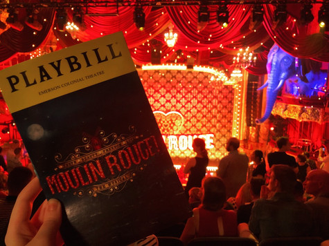 Review: Moulin Rouge! The Musical