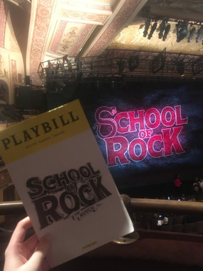 Review: School of Rock, starring Conner John Gillooly