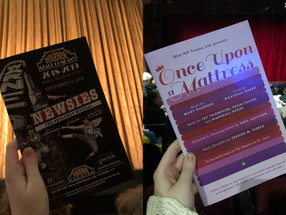 Beyond Broadway: Newsies and Once Upon A Mattress