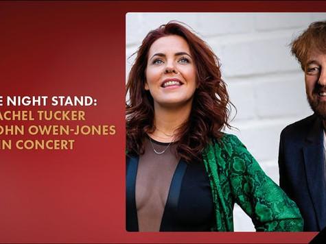 Review: Rachel Tucker and John Owen-Jones in Concert