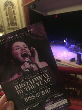 Broadway By The Year: 1988 and 2017
