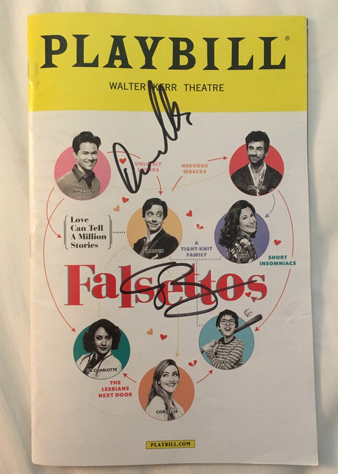 Falsettos in Theaters Review