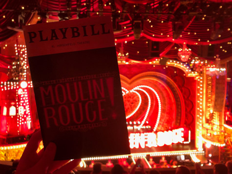 Review: Moulin Rouge! starring Aaron Tveit and Karen Olivo