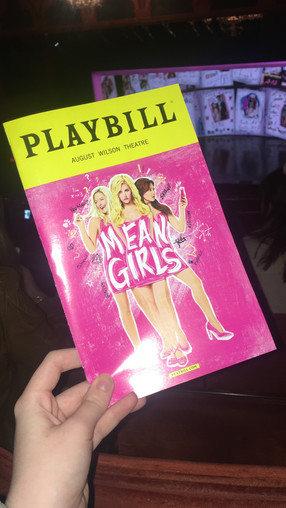 Review: Mean Girls starring Erika Henningsen