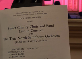 Review: Sweet Charity Choir at Carnegie Hall