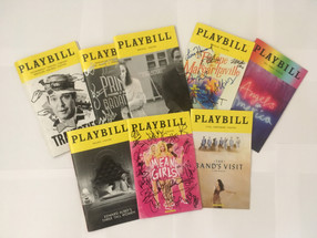 Rants and Raves: What I Loved (and didn't love) from the 2017-2018 Broadway Season