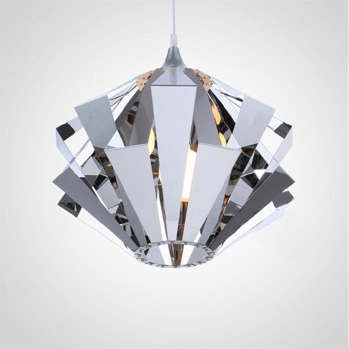 Metal lighting cutting