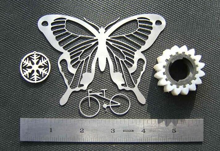 Metal handicraft cutting