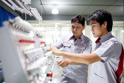วิธีการใช้งานเครื่องจักรปักคอมพิวเตอร์ เครื่องตัดเลเซอร์ by hkintertrade