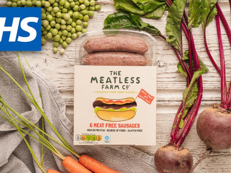 The Meatless Farm to donate 20,000 Vegan Sausages to NHS Staff amid Coronavirus Crisis