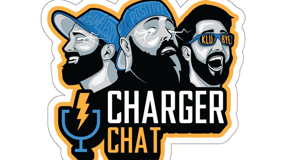 Charger Chat Stickers