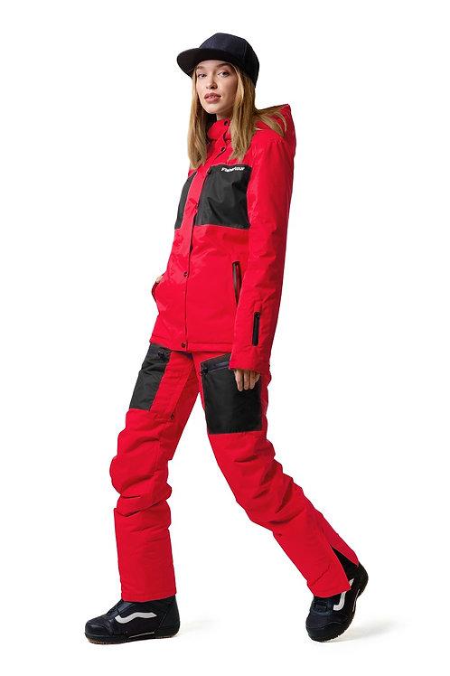 """Женский ветровочный костюм """"Wetnesstour Lady"""" Redpaint V2"""