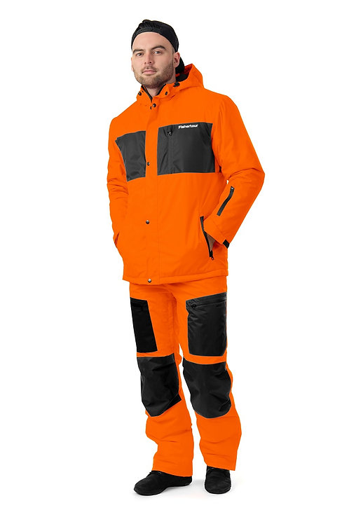 "Мужской горнолыжный костюм ""Skytour Mens"" Orangepaint V2"