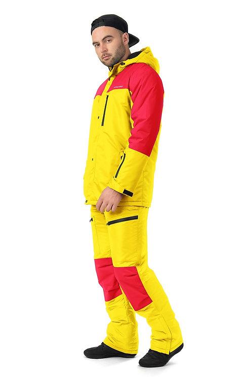 "Мужской демисезонный костюм ""Watertour Mens"" Yellowpaint V3"